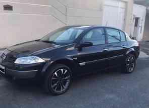 Renault Megane Sedan Dynamique Hi-flex 1.6 16v em Contagem, MG valor de R$ 16.000,00 no Vrum