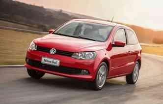 Mudança radical do Gol deve acontecer no próximo ano(foto: Volkswagen / Divulgação)