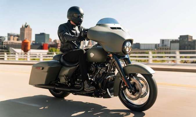 Harley-Davidson Touring Street Glide Special(foto: Harley-Davidson/Divulgação)
