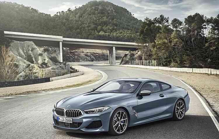 Modelo será lançado primeiro na Europa. Foto: BMW / Divulgação -