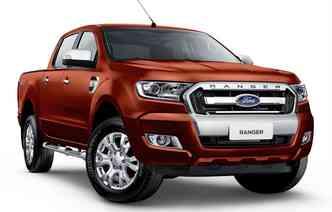 Modelo volta com a versão XL, que não era ofertada desde 2016. Foto: Ford / Divulgação
