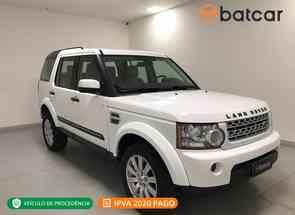 Land Rover Discovery4 Se 3.0 4x4 Tdv6/Sdv6 Die.aut. em Brasília/Plano Piloto, DF valor de R$ 101.500,00 no Vrum