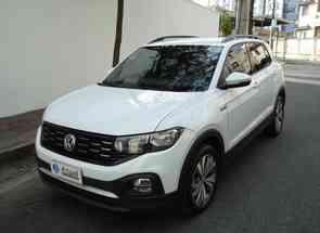 Volkswagen T-cross Comfortline 1.0 Tsi Flex 5p Aut. em Belo Horizonte, MG valor de R$ 89.990,00 no Vrum