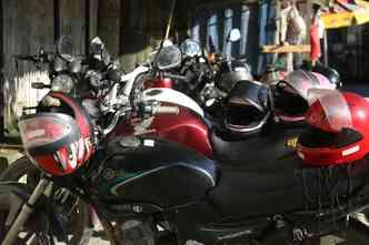 Produção de motocicletas no Brasil superou as expectativas da Abraciclo. Foto: Gabriel Melo / Esp. DP
