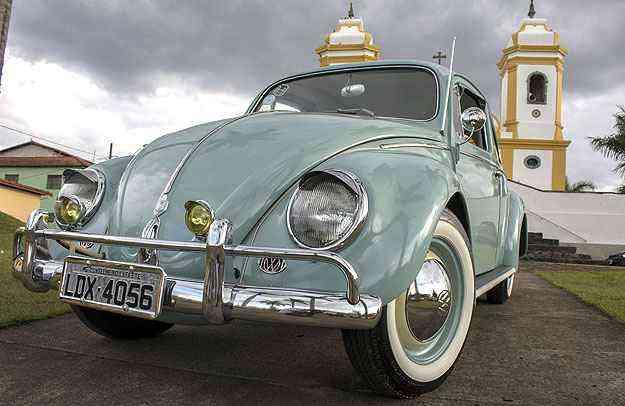 Fusca 1959: Melhor Aircooled Original - Leonardo Silva | Foto Design / Divulgação