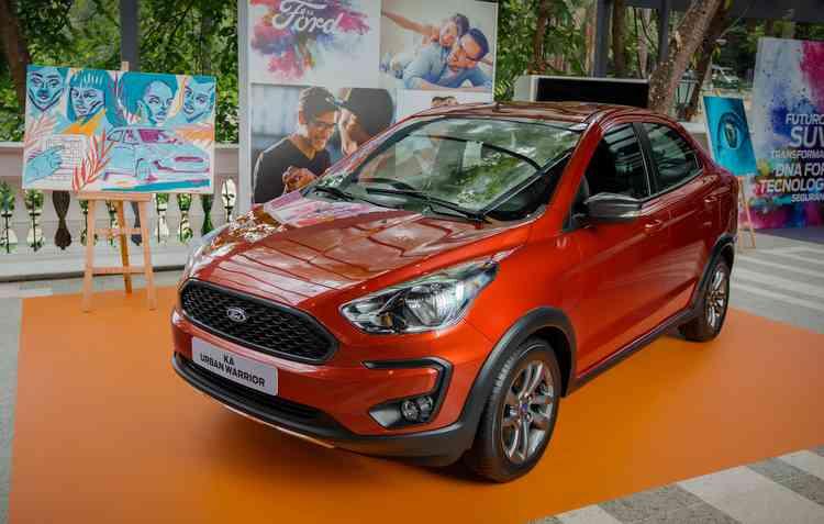 Ford / Divulgação
