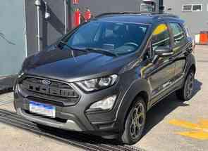 Ford Ecosport Storm 2.0 4wd 16v Flex 5p Aut. em São Paulo, SP valor de R$ 79.500,00 no Vrum