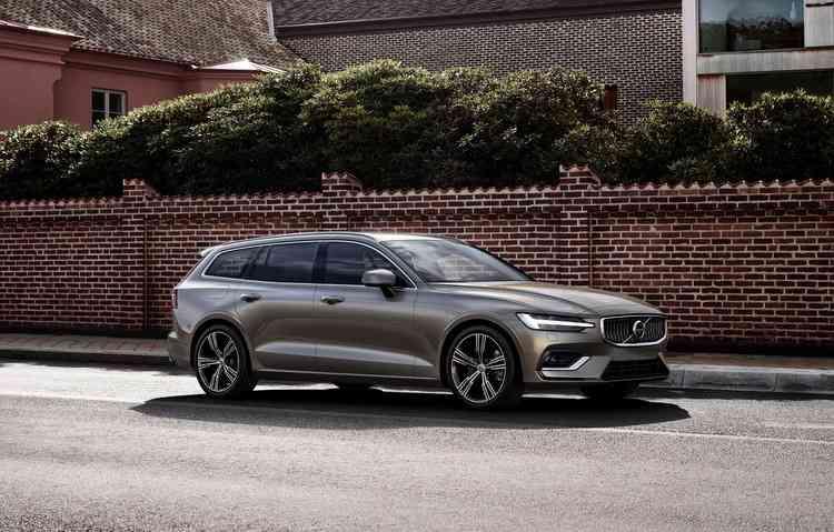Pré-venda do modelo começa em junho. Foto: Volvo / Divulgação -