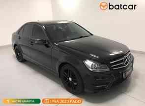 Mercedes-benz C-200 Cgi Sport 1.8 Tb 16v 184cv Aut. em Brasília/Plano Piloto, DF valor de R$ 85.500,00 no Vrum