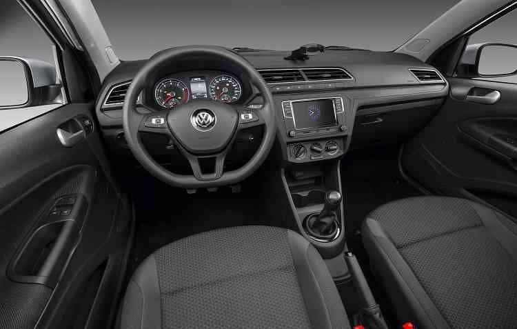 Itens de segurança e conforto foram adicionados aos modelos. Foto: Volkswagen / Divulgação -