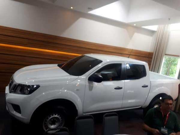 Nissan Frontier Se CD 4x4 2.3 Bi-tb Diesel Aut. 2019 R$ 115.990,00 MG VRUM