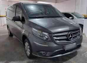 Mercedes-benz Vito Tourer 119 Luxo 2.0 Flex 8lug. Mec. em Juiz de Fora, MG valor de R$ 98.900,00 no Vrum