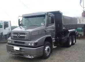 Mercedes-benz L-1620 3-eixos 2p (diesel) em Belo Horizonte, MG valor de R$ 124,00 no Vrum
