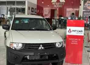 Mitsubishi L200 Triton 3.2 Gl 4x4 CD 16v Turbo Intercoler em Belo Horizonte, MG valor de R$ 105.990,00 no Vrum