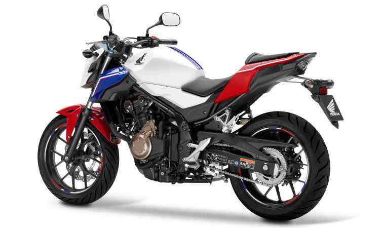 Honda CB 500F - Honda/Divulgação