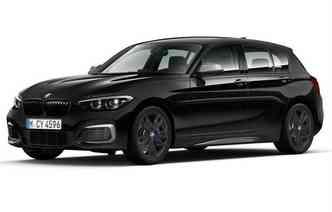 Edição especial do BMW Série 1 só estará disponível na Austrália. Foto: BMW / Divulgação