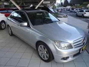 Mercedes-benz C-200 Touring Komp. Avant. 1.8 16v Aut.