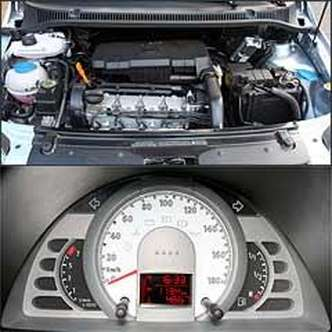 Motor 1.0 tem bom torque, mas painel tem leitura difícil