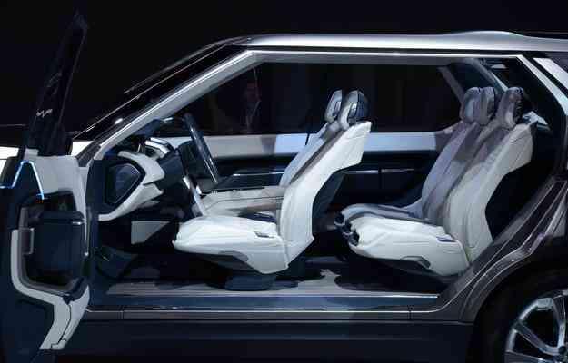 Entre as principais novidades do veículo está a tecnologia pioneira do