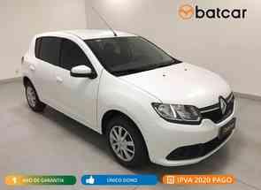Renault Sandero Expression Flex 1.0 12v 5p em Brasília/Plano Piloto, DF valor de R$ 34.500,00 no Vrum
