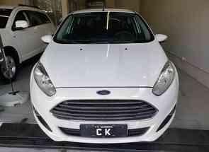 Ford Fiesta Titanium 1.6 16v Flex Mec. em Belo Horizonte, MG valor de R$ 40.900,00 no Vrum