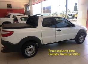 Fiat Strada Working Hard 1.4 Fire Flex 8v CD em Alfenas, MG valor de R$ 57.662,00 no Vrum