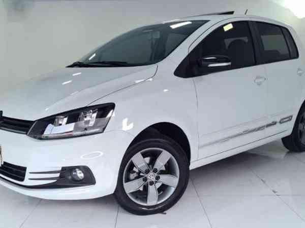 Volkswagen Fox Connect 1.6 Flex 8v 5p 2019 R$ 55.500,00 MG VRUM