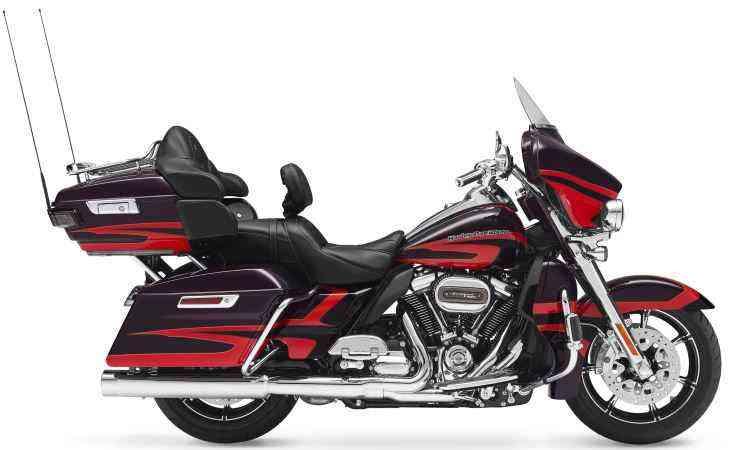 Customizada de fábrica, CVO Limited tem motor mais forte, Milwaukee-Eight 114 - Harley Davidson/Divulgação