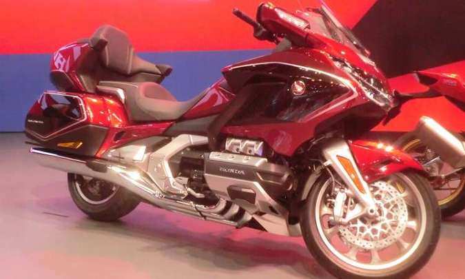 Honda Goldwing 1800 Touring(foto: Téo Mascarenhas/EM/D.A Press)