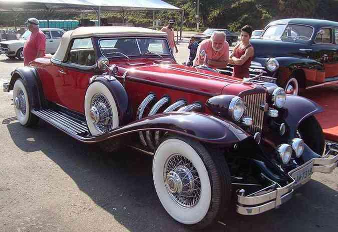 (foto: Jorge Filho/ Clube de Veículos Antigos de Nova Lima)