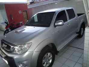 Toyota Hilux CD Sr 4x2 2.7 16v Mec.