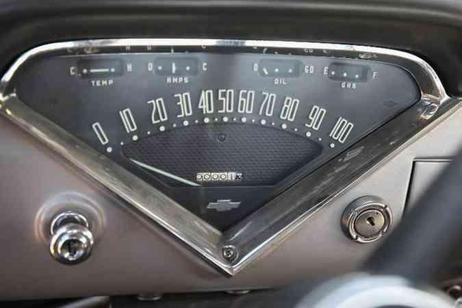 Leilão vende carros antigos zero quilômetro nos Estados Unidos. Mais de US$ 500 mil já foram arrecadadosScott Olson e Jason Kempin/AFP