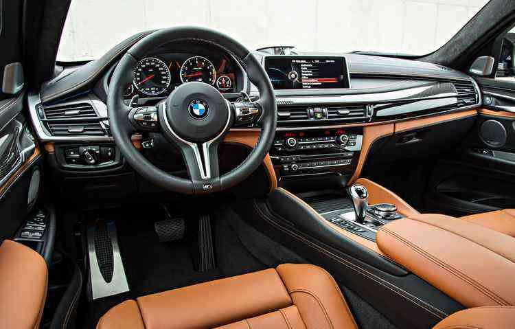 BMW X5 M chega no próximo ano