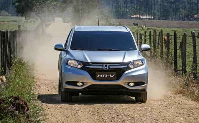 Honda HR-V 2015Honda/Divulgação