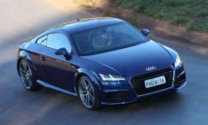Audi TT(foto: Marlos Ney Vidal/EM/D.A Press - 21/7/15)