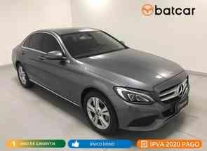 Mercedes-benz C-180 1.6 Turbo 16v/Flex 16v Aut. em Brasília/Plano Piloto, DF valor de R$ 114.500,00 no Vrum