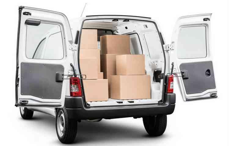 Novo Citroën Berlingo possui capacidade de carga de 800 kg e volume útil de 3 m³ - Citroën / Divulgação