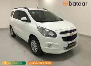 Chevrolet Spin Ltz 1.8 8v Econo.flex 5p Aut. em Brasília/Plano Piloto, DF valor de R$ 61.000,00 no Vrum