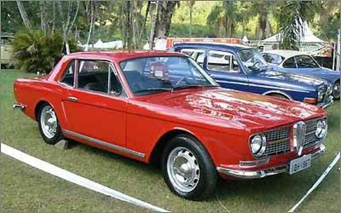 Esse FNM Onça de 1967 foi o mais raro projeto nacional exposto no evento paulista
