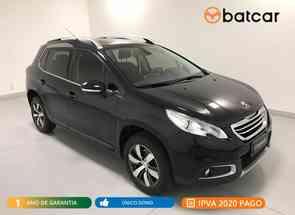 Peugeot 2008 Griffe 1.6 Flex 16v 5p Aut. em Brasília/Plano Piloto, DF valor de R$ 52.500,00 no Vrum