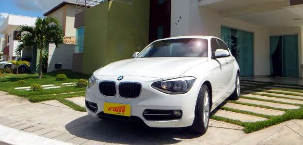 Preço do BMW 118i cai cerca de 21%, sendo a maior desvalorização do segmento - Bruno Vasconcelos/DP/D.A PRESS