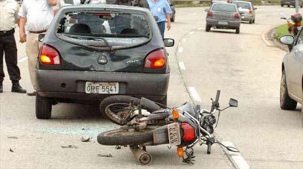 Cresce o número de  jovens mutilados por acidentes com motos - Cristina Horta/EM/D.A PRESS