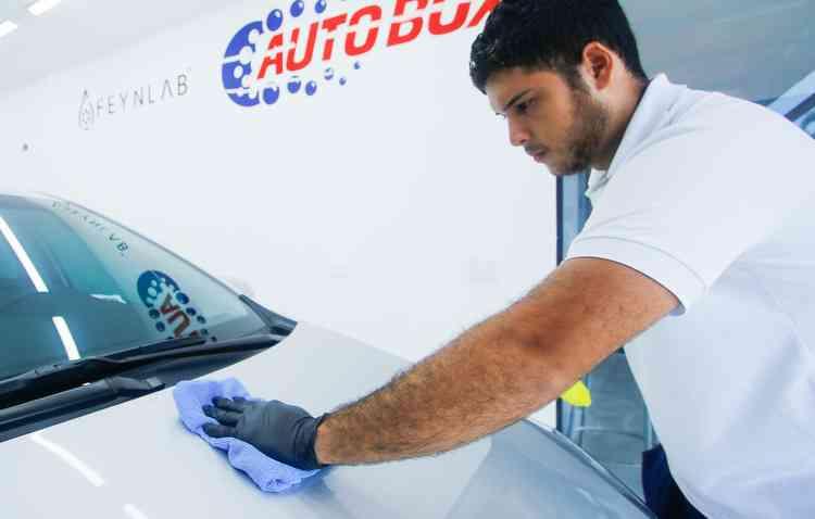 A regeneração pode acontecer em até 100% e o carro fica com pinta de que acabou de sair da concessionária. Foto: Marlon Diego / Esp. DP -