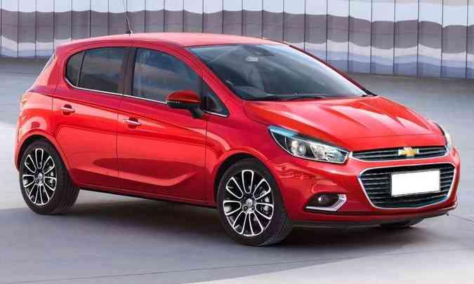 Chevrolet Onix 2020(foto: Carsale.com/Reprodução da Internet)