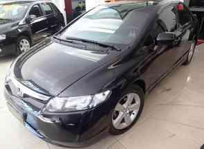 Honda Civic Sedan Lxs 1.8/1.8 Flex 16v Aut. 4p em Londrina, PR valor de R$ 34.900,00 no Vrum
