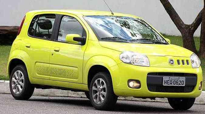O kit Economy inclui relações de marcha mais longas e aumento da pressão dos pneus(foto: Marlos Ney Vidal/EM/D. A Press)