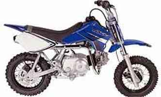 As pequenas motos têm desempenho de máquinas grandes