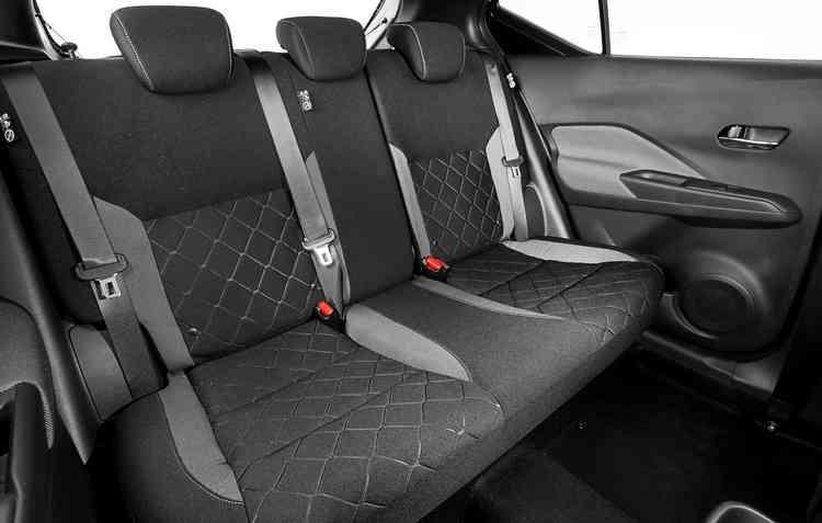 Acionamento automático dos vidros também não está disponíveis no SUV da Nissan. Foto: Nissa / Divulgação -
