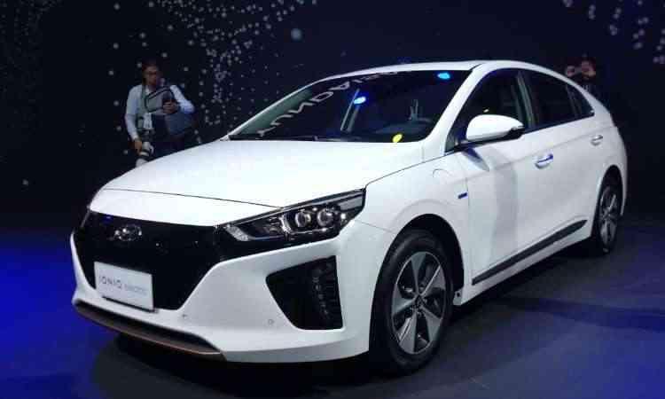 Hyundai Ioniq EV - Pedro Cerqueira/EM/D.A Press