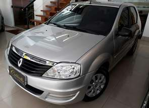 Renault Logan Authentique Hi-flex 1.0 16v 4p em Londrina, PR valor de R$ 21.900,00 no Vrum